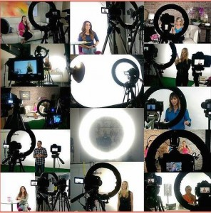 Stellar Diva Ring Light! The most beautiful and easiest lighting system!