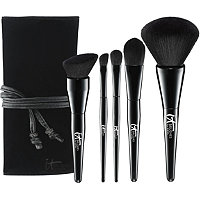 "This is the ""Bentley"" of makeup brushes! It's the ultimate in luxury and while it's the priciest set that It Cosmetics offers it's an amazing ..."