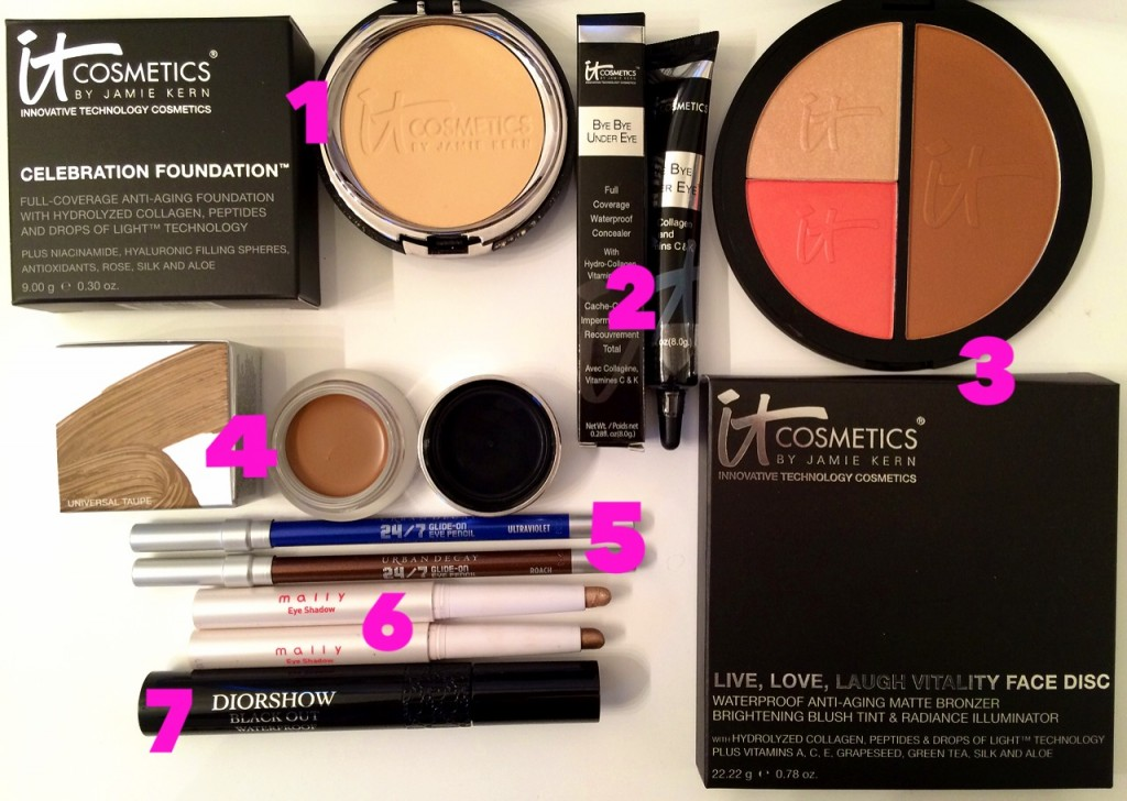 waterproof makeup blog