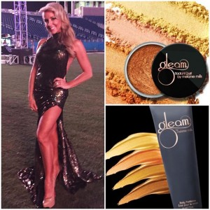 Glitter & Glam…Gleam Beauty!