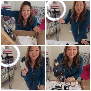 Stellar Diva Ring Light Unboxing & Set Up Video Plus Discount Code!