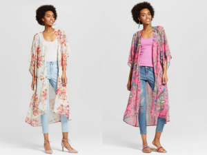 The Prettiest Kimonos At An Even Prettier Price!